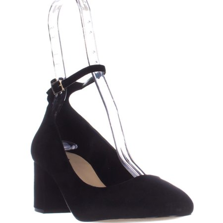 67a8e9cbd87 ALDO - Womens Aldo Clarisse Ankle-Strap Block Heel Pumps