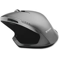 Verbatim, VER98622, Wireless Desktop 8-Button Deluxe Mouse, 1, Graphite