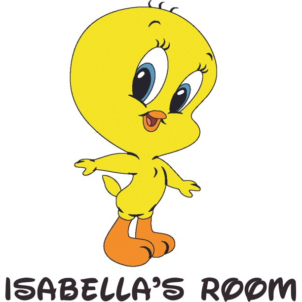 Baby Tweety Bird Looney Tunes Cartoon Character ...