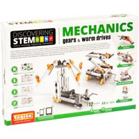 Engino STEM Mechanics, Gears and WormDrives