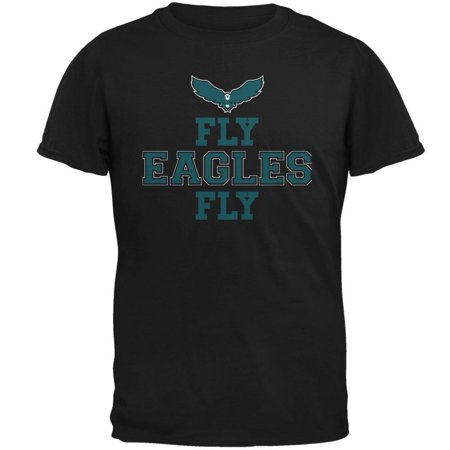 Fly Eagles Fly Mens Soft T Shirt