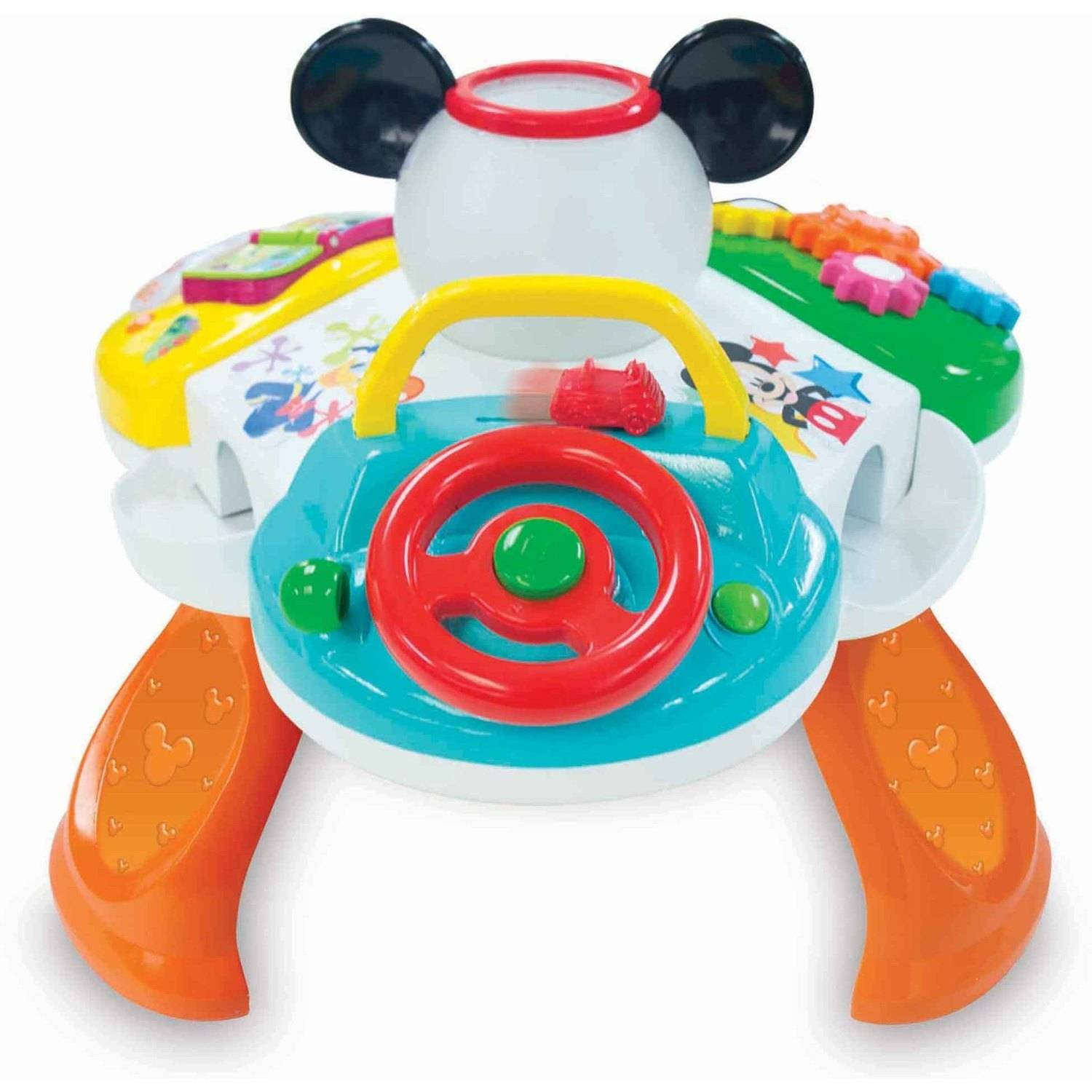 Kiddieland Disney Mickey Mouse and Friends Delight and Discover Activity Table by Kiddieland