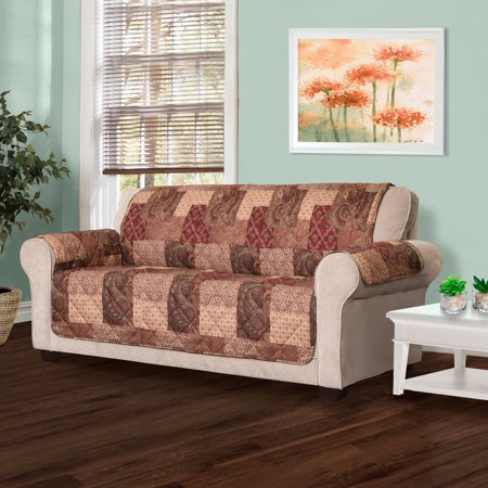 Innovative Textile Solutions Paisley Patch Sofa Furniture