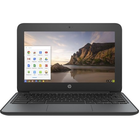Hp Smartbuy 11 G4 Ee 11 6  Chromebook  Chrome  Intel Celeron N2840 Processor  4Gb Ram  16Gb Emmc Drive