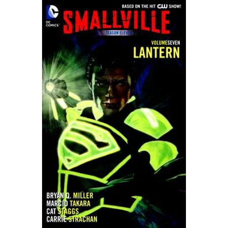 Smallville Season 11 7  Lantern