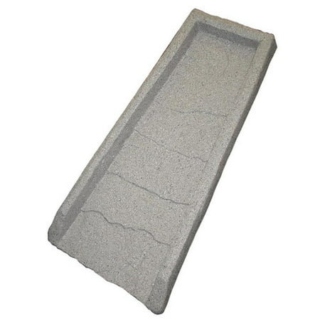 Emsco Group 2101 1 24   Poly Splash Block  Down Spout Diverter  Granite