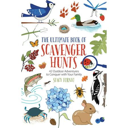 The Ultimate Book of Scavenger Hunts (Paperback)