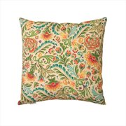 Manual Woodworkers and Weavers SQOWTD Old World Tapestry Damask Climaweave Pillow Digitally Printed 20 X 20 inch
