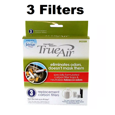 Hamilton Beach True Air Carbon Filter for Tobacco Odors