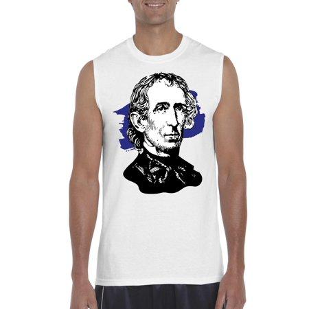 John Tyler American President Men