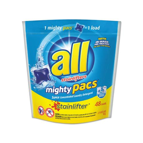 Mighty Pacs Super Concentrated Laundry Detergent, 48 Pacs 197003270