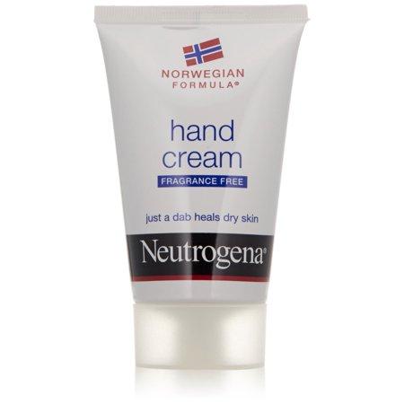 Neutrogena Norwegian Formula Hand Cream, Fragrance-Free, 2 Ounce (Pack of