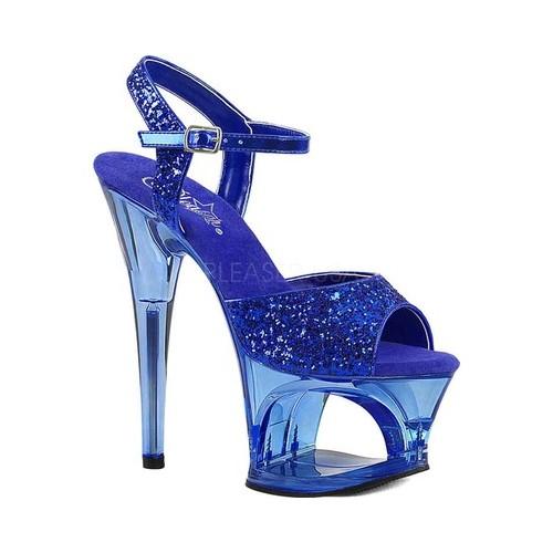 Women's Pleaser Moon 710GT Platform Sandal