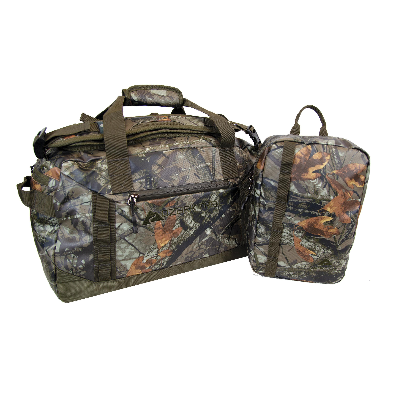Ozark Trail 45L Packable All-Weather Duffel Bag - Walmart.com e771b250f46a4