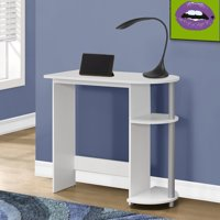 "Monarch Computer Desk 32""L / Juvenile / White"