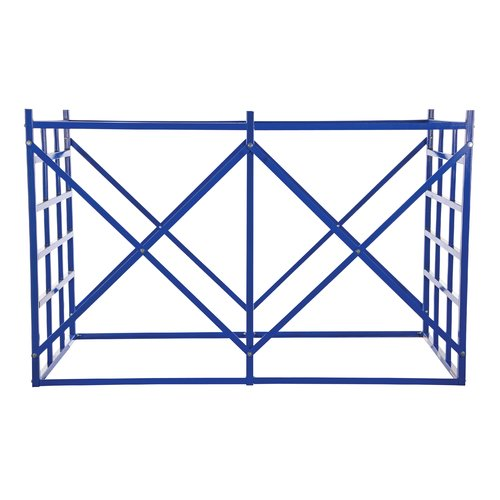 Vestil 60'' x 48.5'' x 46.44'' 7.7 K Extension Optional Long Bar Rack