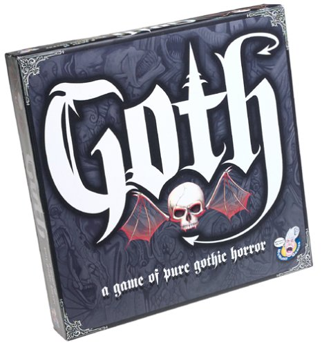 Goth Trivia Board Game by Endless Games by