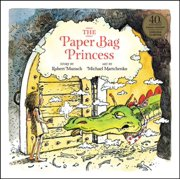 The Paper Bag Princess 40th anniversary edition - eBook