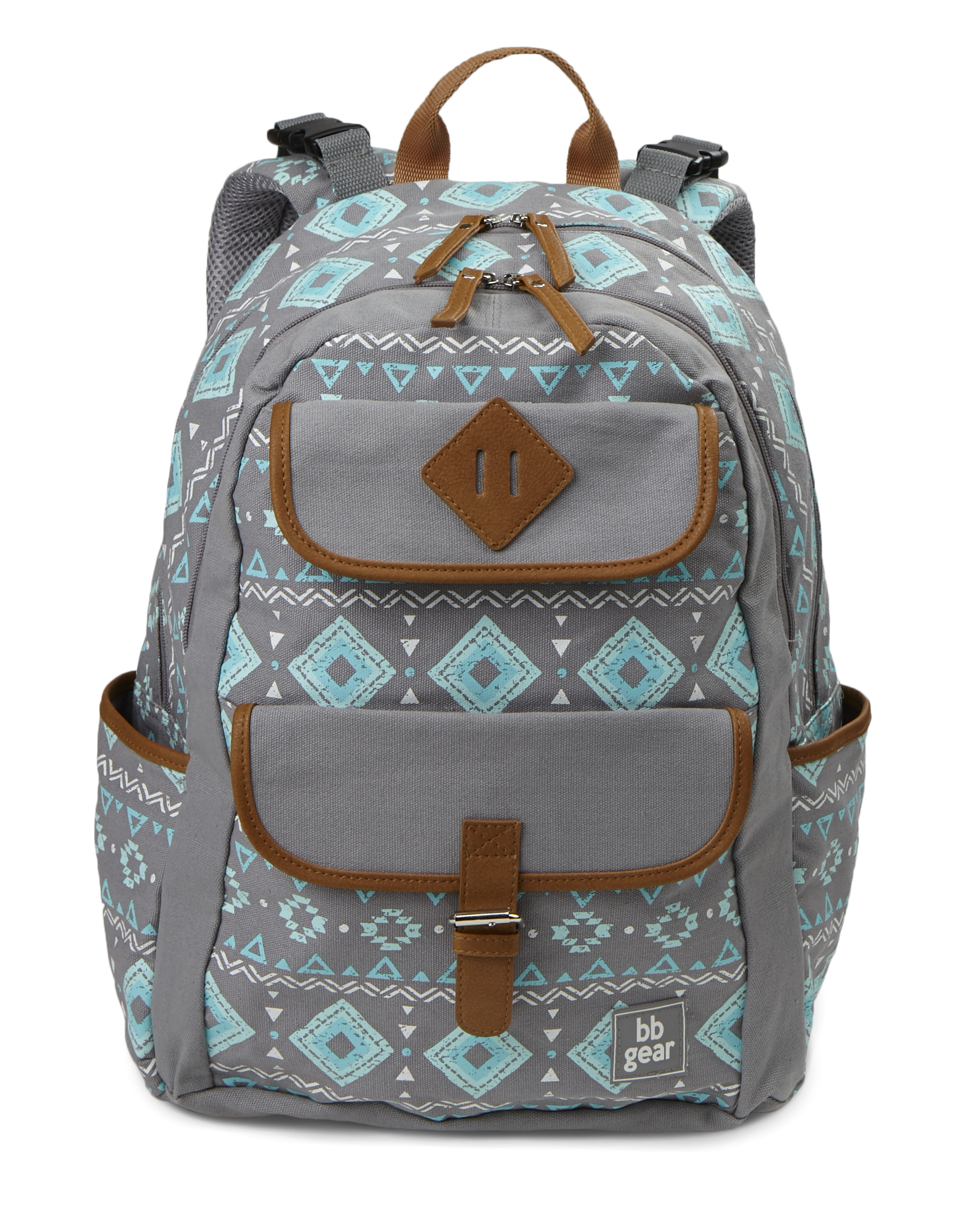 Baby Boom BB Gear Aztec Print Backpack Diaper Bag by Baby Boom BB Gear
