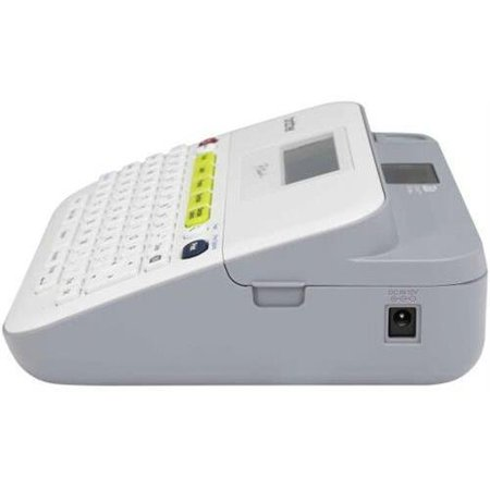 Brother PT-D400AD Versatile Easy-to-Use Label Maker with AC Adapter
