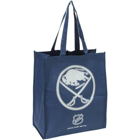 buffalo sabres printed reusable bag navy blue no size walmart com