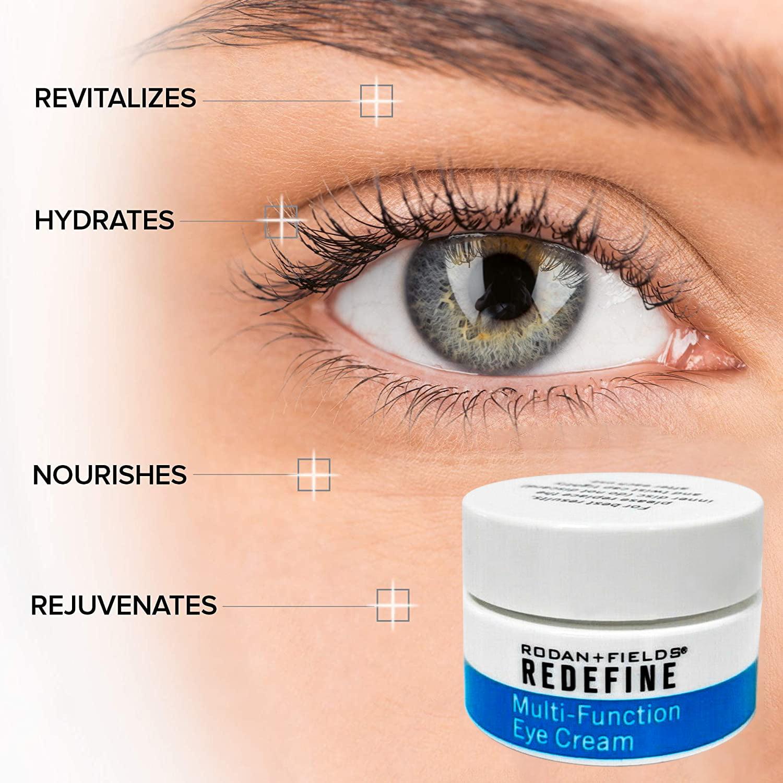 Rodan And Fields Multi Function Eye Cream Redefine 15ml 0 5 Fl Oz