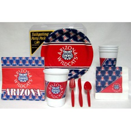 Arizona Wildcats Party Supplies Pack #1