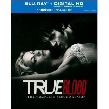True Blood  The Complete Second Season  Blu Ray