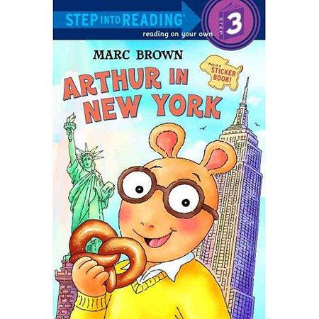 Arthur in New York by