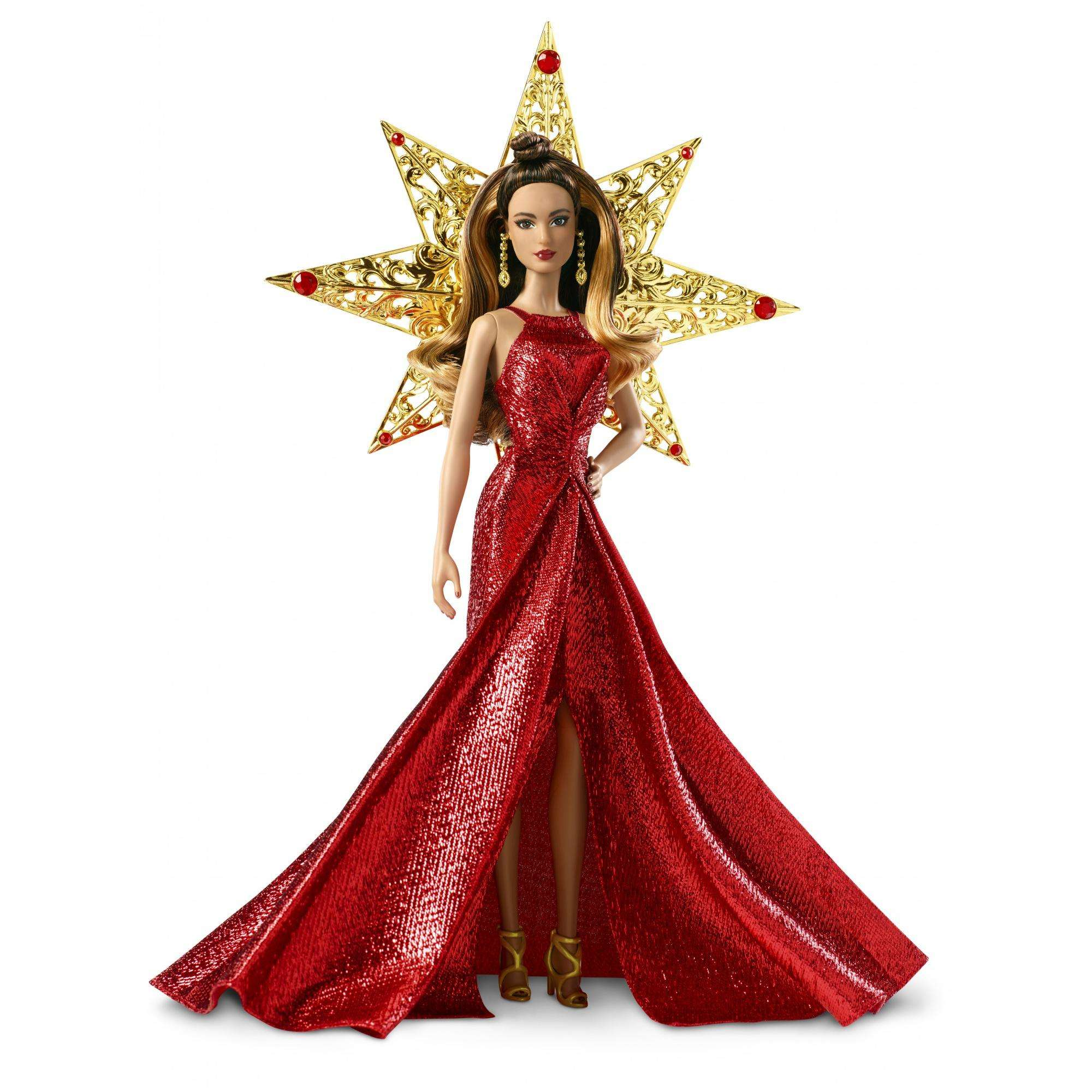 Barbie 2017 Holiday Teresa Doll by Mattel