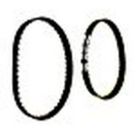 SET of 2 Narrow & Wide RYOBI OSS450 OSS500 SANDER Replacement