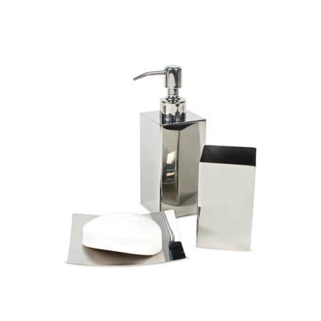 Gedy By Nameeks Nemesia 3 Piece Bathroom Accessory Set