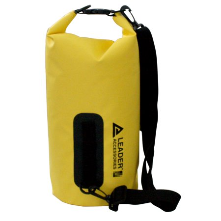 Leader Accessories New Heavy Duty Vinyl Waterproof Dry Bag for Boating  Kayaking Fishing Rafting Swimming Floating and Camping - Walmart.com e6d954d5db759