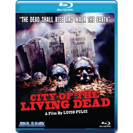 City Of The Living Dead (Blu-ray)