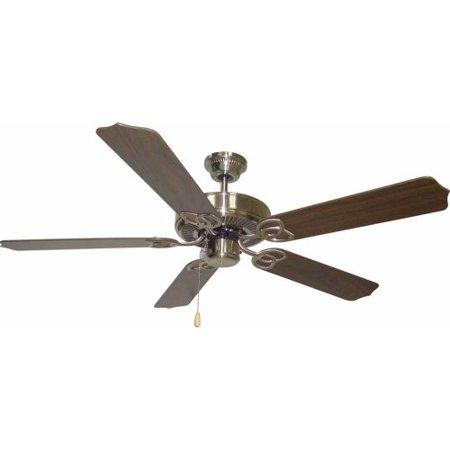Rosewood 52 Inch Fan Blades - Volume Lighting V6155 5 Blade 52