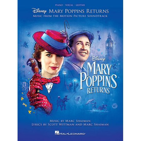 Mary Poppins Returns: Music from the Motion Picture Soundtrack - Mary Poppins Halloween Outfit