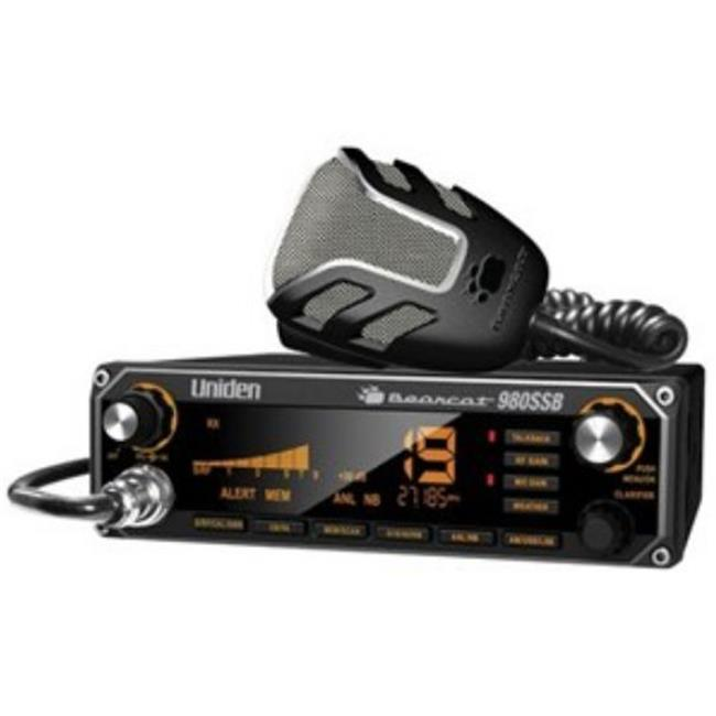 Uniden BEARCAT980 Bearcat980 CB Radio with SSB and 7 Color Display by Uniden