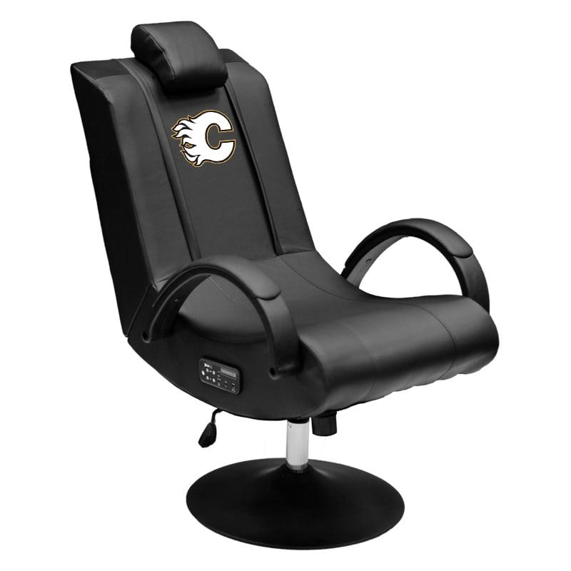 Calgary Flames NHL Gaming Chair 100 Pro