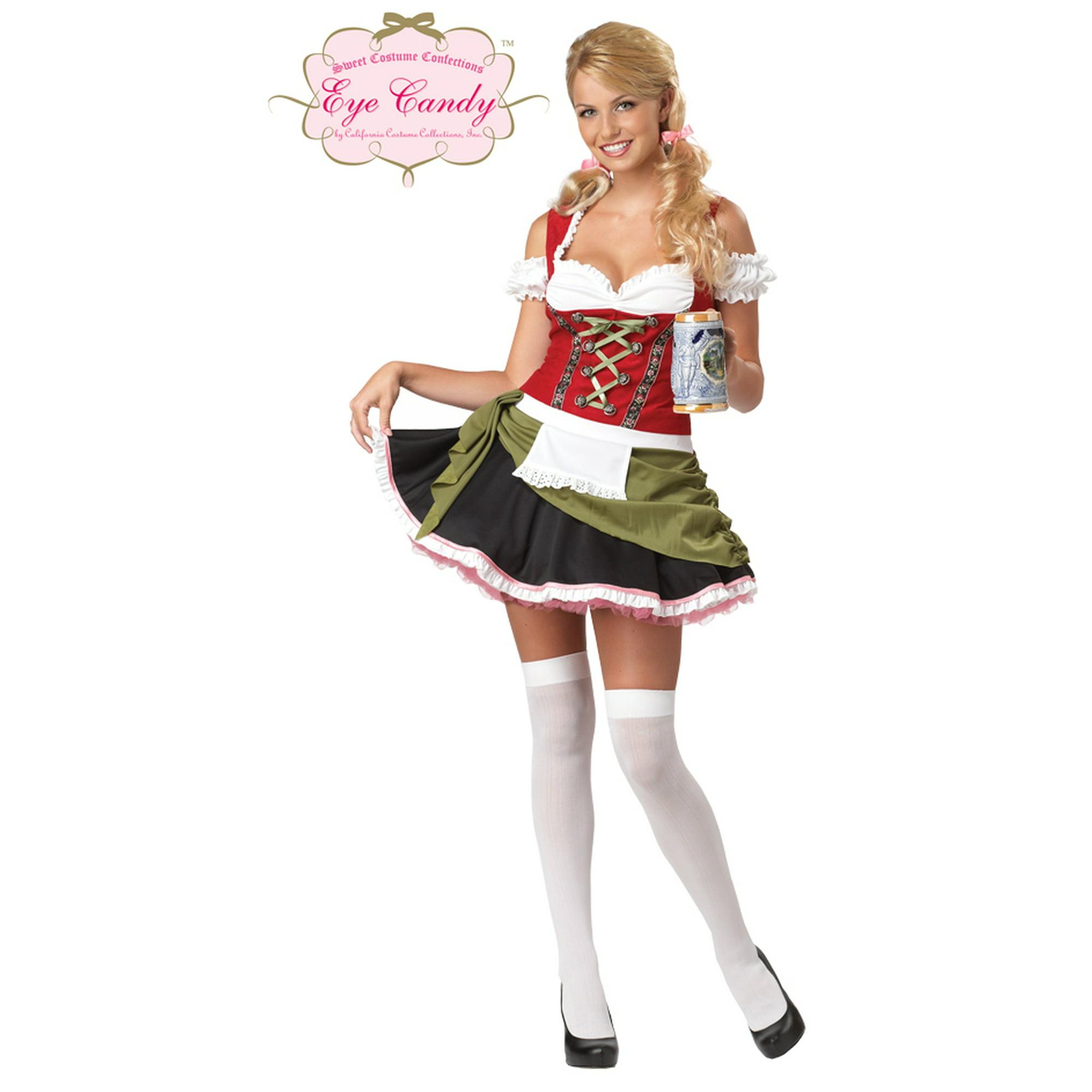 Sexy Bavarian Bar Maid Costume Adult X Large Walmart Canada