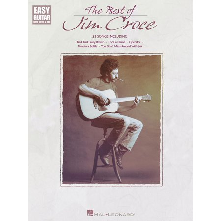 The Best of Jim Croce (Songbook) -