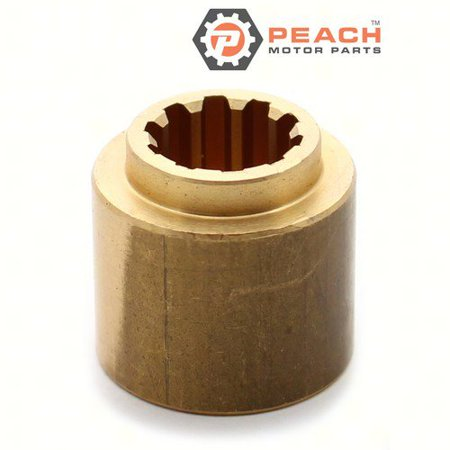 Peach Motor Parts PM-689-45997-00-00  PM-689-45997-00-00 Spacer, Propeller Lower Unit Gearcase; Replaces Yamaha®: 689-45997-00-00, Sierra®: 18-3791, SEI®: 98-499-45A