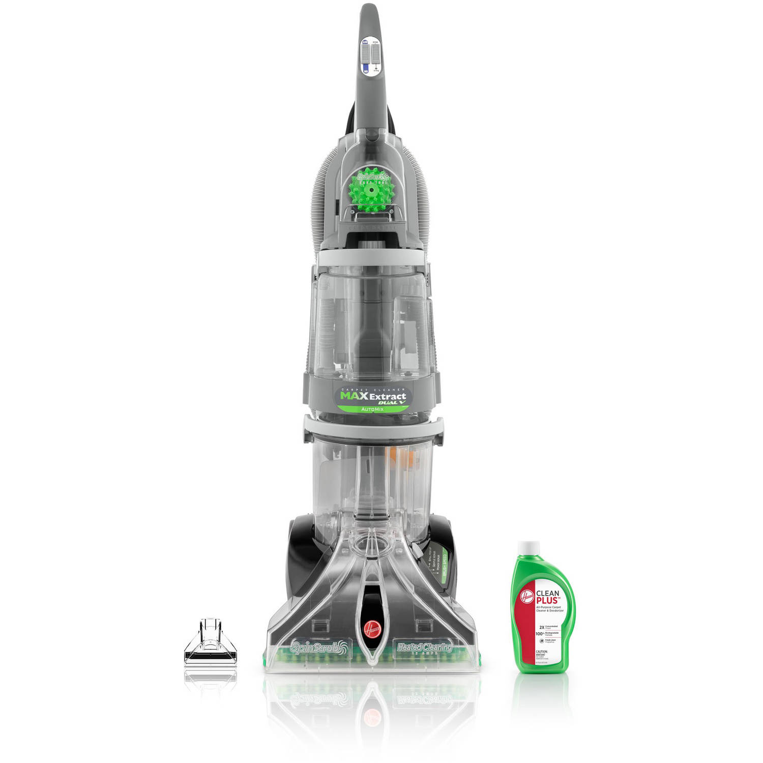Superb Hoover Max Extract Dual V WidePath Carpet Cleaner, F7412900