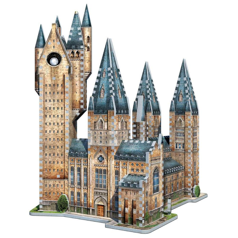 Wrebbit3D Puzzle Harry Potter Hogwarts Astronomy Tower, 860 Pieces by Wrebbit