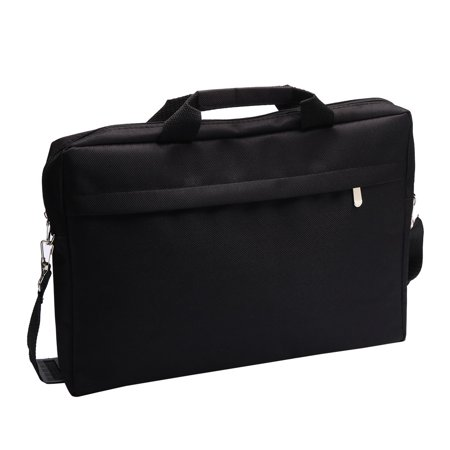 "15"" 15.4"" 15.6"" Laptop Notebook Carry Bag Case Pouch Shoulder Strap Black - image 6 of 6"