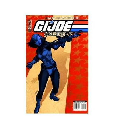 Joe 2 Cover (G.I. Joe Origins Issue #2 (Cover B) Comic Book By GI Joe)