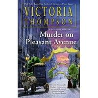 Gaslight Mystery: Murder on Pleasant Avenue (Hardcover)