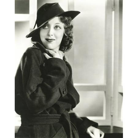 Print Music (Sweet Music Ann Dvorak 1935 Photo Print)