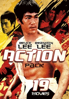 Classic Martial Arts Collection: Featuring Bruce Lee (DVD) by Echo Bridge Home Entertainment