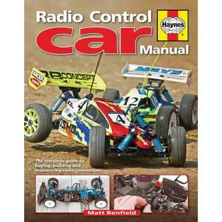 Radio Control Car Manual (Series Radio Manual)