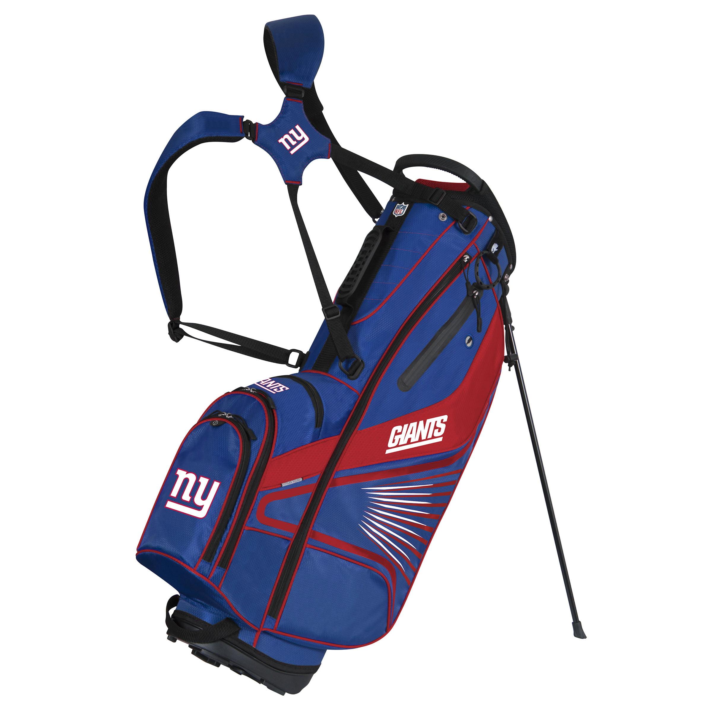 New York Giants Gridiron III Stand Bag - No Size